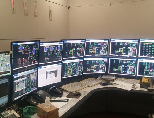 Centum VP R6 Control System Upgrades